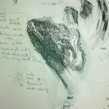 Liquid #2 Sketchbook
