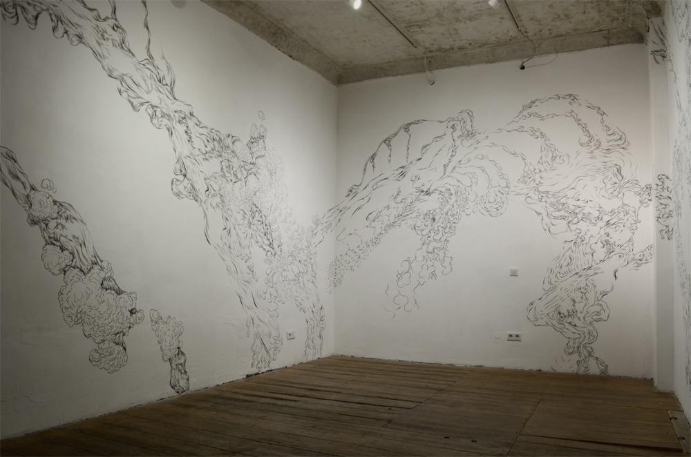 finished walls I
