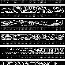 The binary drawing