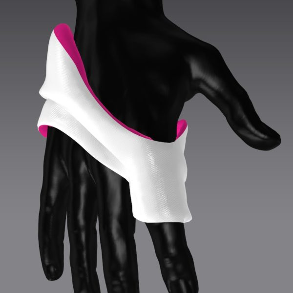 digital textile prototyping for limbs
